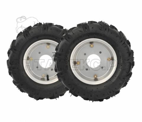 Комплект колес ELITECH , для культиватора ELITECH КБ 60, 2 шт.