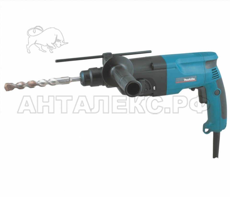 Перфоратор Makita HR 2020 SDS+ 710Вт 2,2Дж