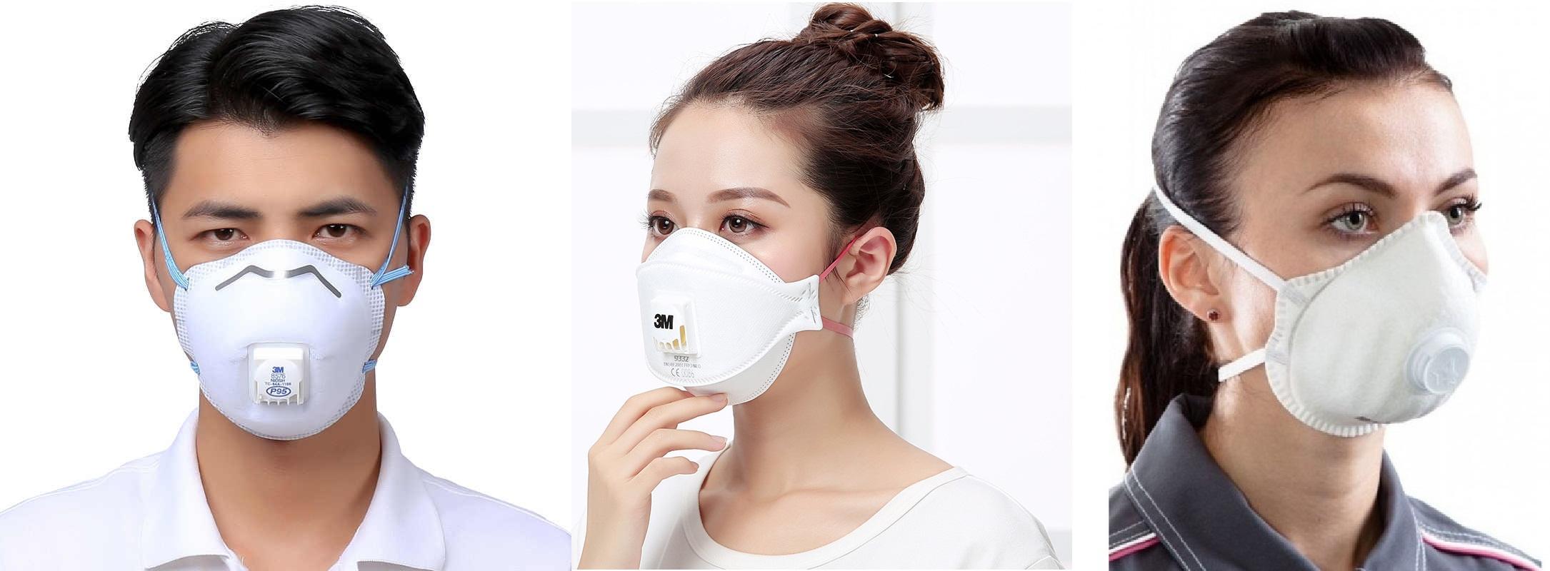 маски для лица защитные противовирусные